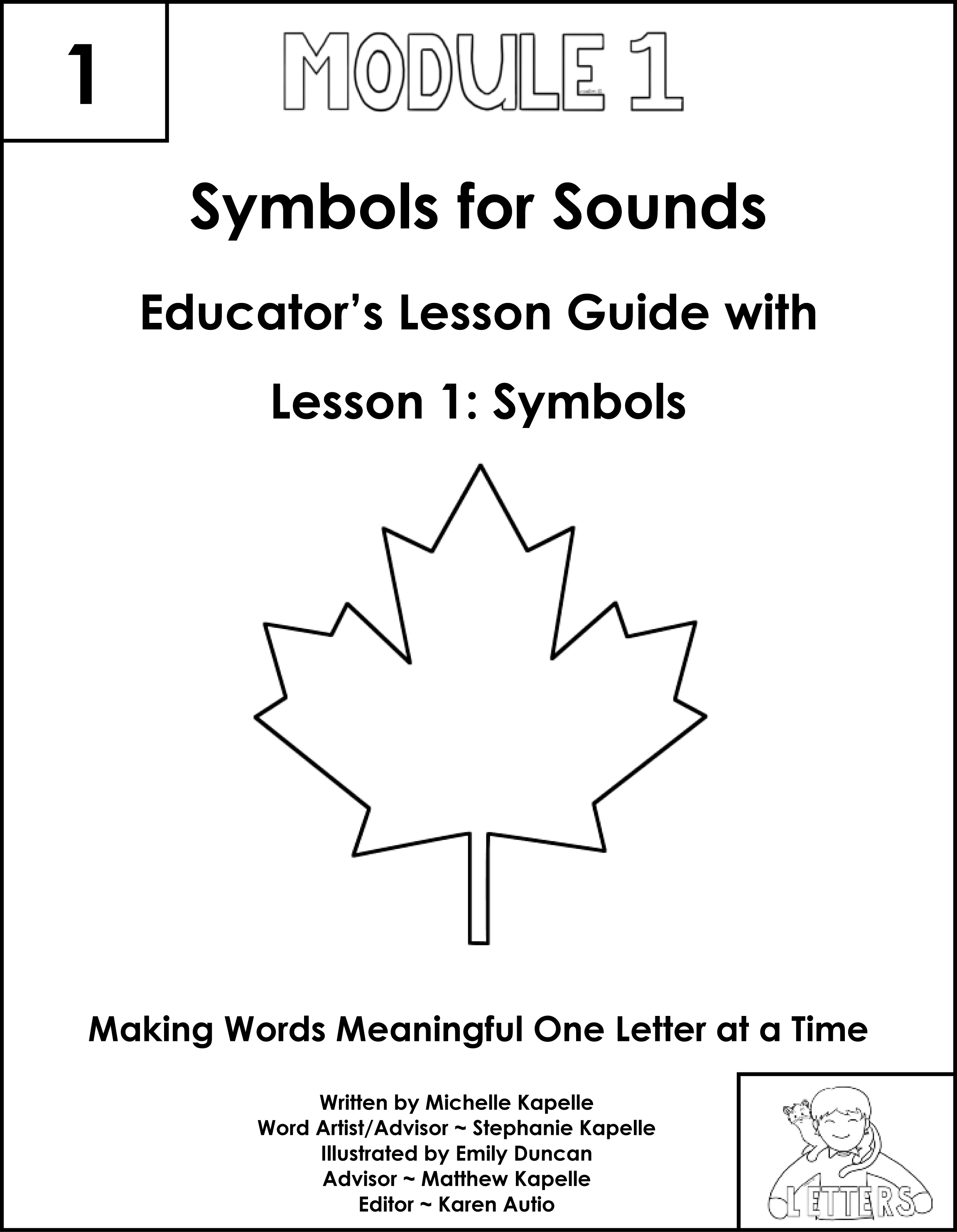 Letters Symbols For Sounds Lesson 1 Symbols